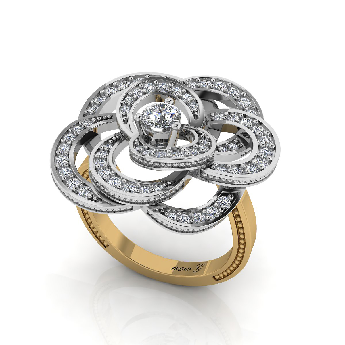 201 change 1 00 ct tw 14k gold promise ring ng jewelry